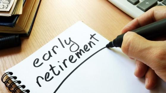 3 Top Dividend Stocks That Could Help You Retire Early